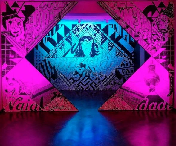 FAILE STAGES – Inaugurating Performance